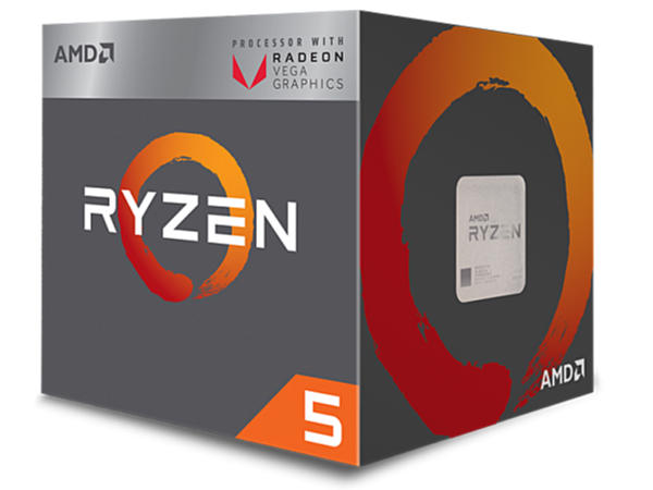 AMD Ryzen processor box